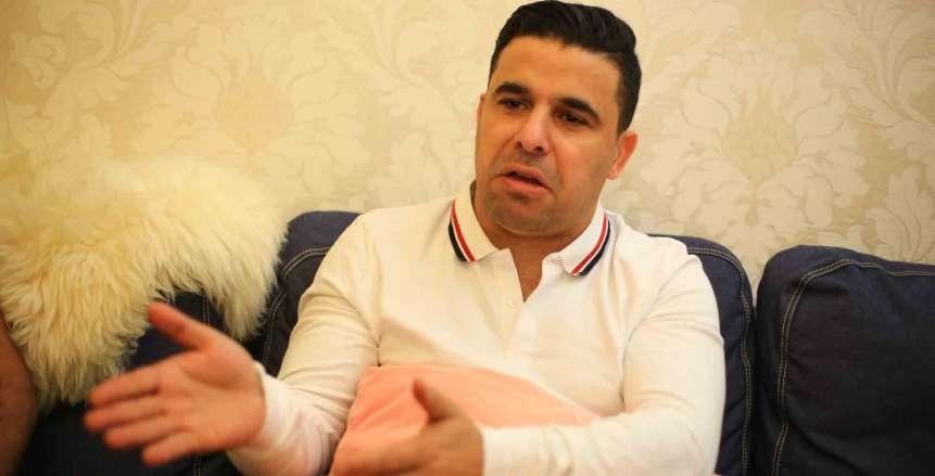 خالد الغندور: من الوراد رحيل جروس عن تدريب الزمالك