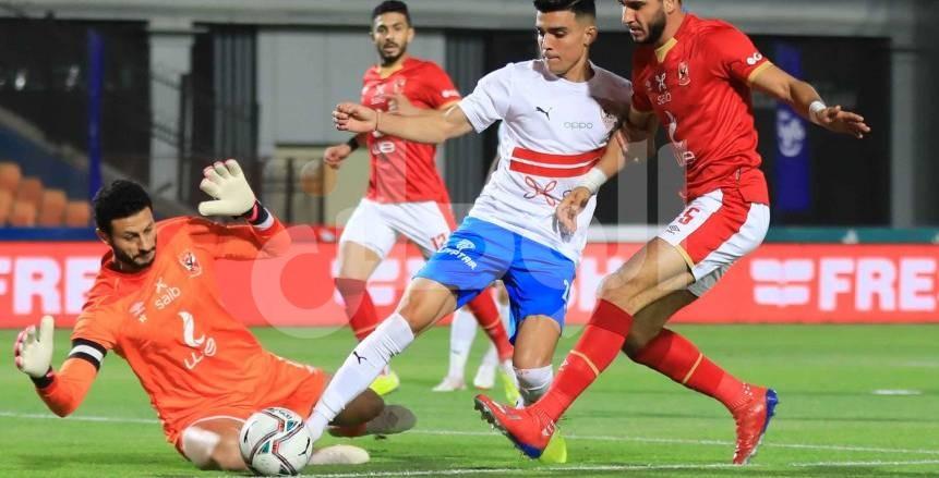 ترتيب هدافي الدوري المصري 2021.. صراع رباعي على الصدارة