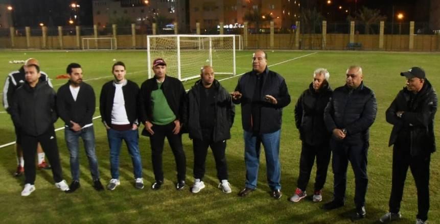 «طولان» يستقر على خطة التأهل| آخر استعدادات الاتحاد السكندري لمواجهة الهلال السعودي