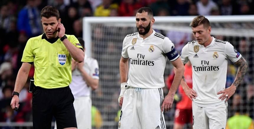 من ثمانية بايرن وخماسية ميلان إلى رباعية أياكس.. هزائم مذلة في تاريخ ريال مدريد