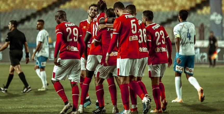 مباراة الأهلي وأبوقير للأسمدة في كأس مصر