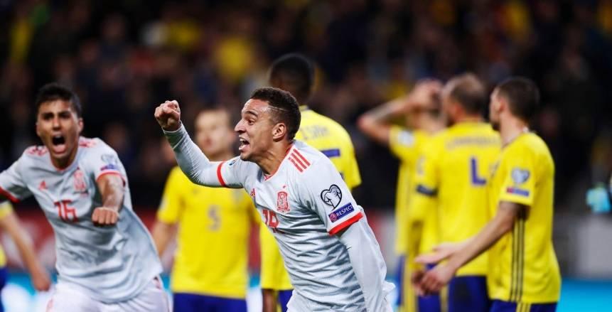 موعد مباراة إسبانيا وجورجيا والقنوات الناقلة في تصفيات كأس العالم 2022