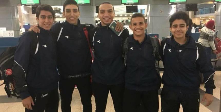 منتخب الكاراتيه يطير إلى أسبانيا للمشاركة في بطولة العالم للشباب