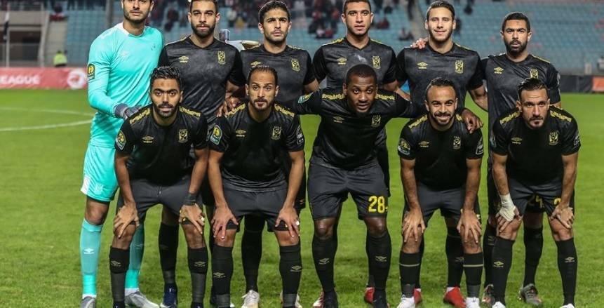 الموعد والقنوات الناقلة لمباراة الأهلي ضد بني سويف في كأس مصر