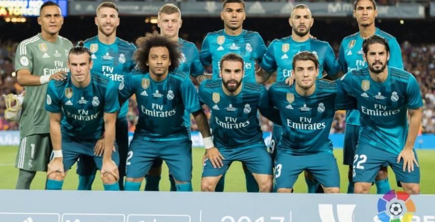الدوري الإسباني| التشكيل المتوقع لريال مدريد أمام بيتيس