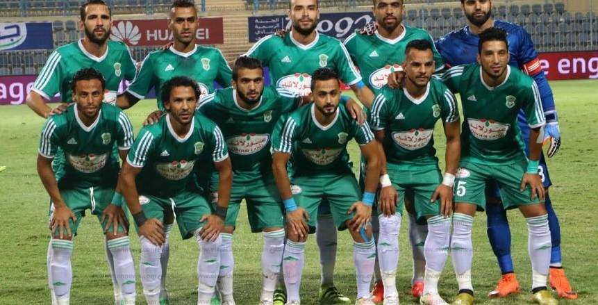 الدوري العام| محمد سالم يقود هجوم الاتحاد السكندري امام المصرى البورسعيدي