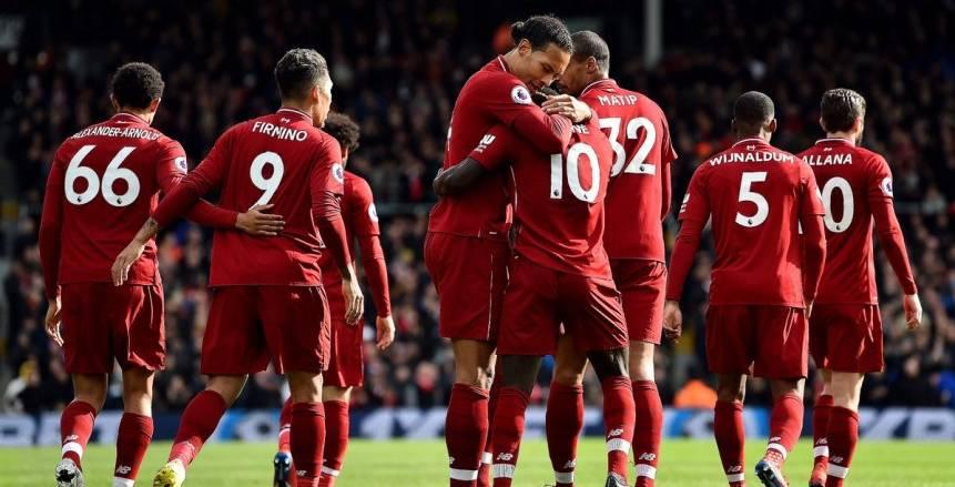 بث مباشر لمباراة ليفربول وساوثهامبتون اليوم الجمعة 5-4-2019
