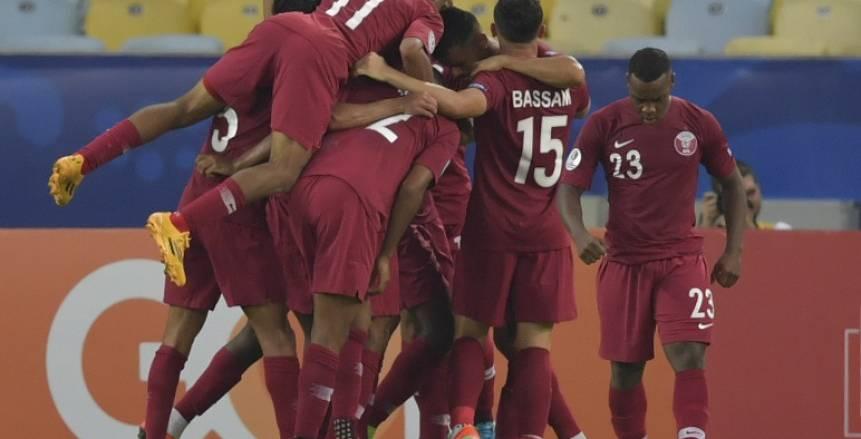 بالفيديو| منتخب قطر يقتنص نقطة ثمينة من باراجواي في كوبا أمريكا
