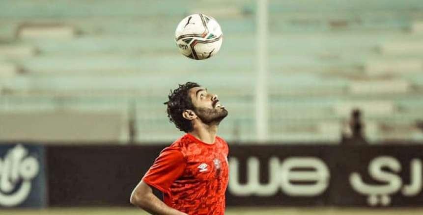 حسين الشحات قبل القمة: مقدرش أسيب الأهلي.. وموسيماني يثق في قدراتي