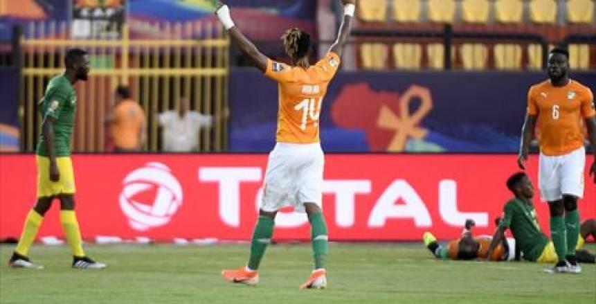 مهاجم جنوب أفريقيا: أدائنا سيتحسن أمام ناميبيا.. ولا نفكر في مواجهة المغرب