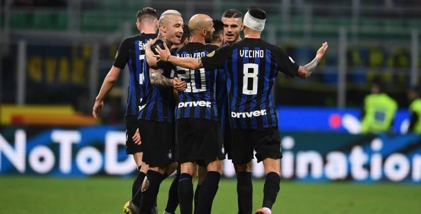 بالفيديو| إنتر ميلان يهزم كييفو فيرونا بثنائية في الدوري الإيطالي