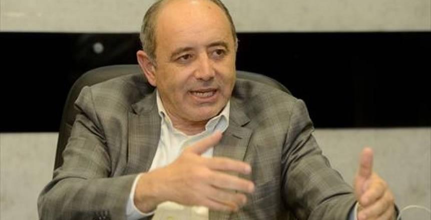 """وزير الرياضة يجتمع مع """"حطب"""" لإعادة """"السعيد"""" إلى انتخابات الصيد"""