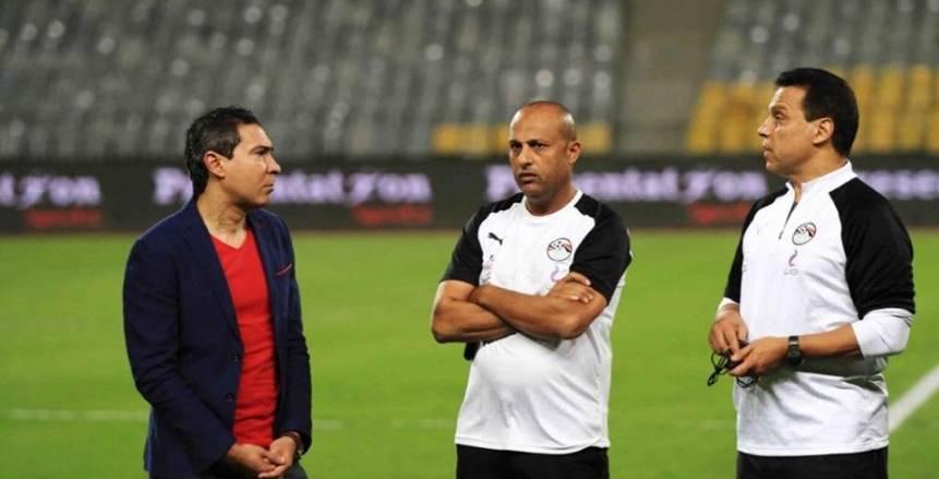 حسام البدري: مجموعة مصر في تصفيات كأس العالم ليست سهلة.. ونتمنى دعم الجماهير