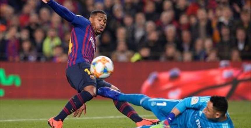بواتينج ومالكوم يقودان تشكيل برشلونة المتوقع ضد هويسكا