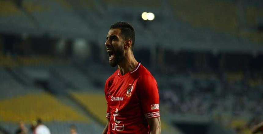 انهيار وبكاء عمرو السولية عقب التعادل أمام فيتا كلوب