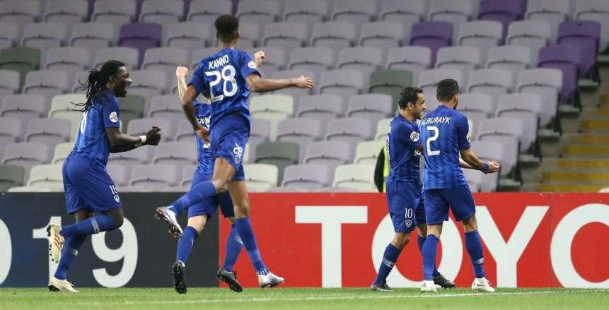 الدحيل يتعادل مع الهلال السعودي ويتأهلان لدور الـ 16 بدوري أبطال آسيا