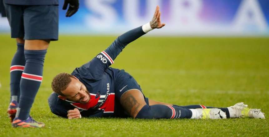 باريس سان جيرمان يحسم موقف نيمار وراموس من كلاسيكو الدوري الفرنسي