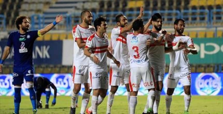 اليوم.. الزمالك يغادر القاهرة استعداداً لمواجهة النجم الساحلي التونسي