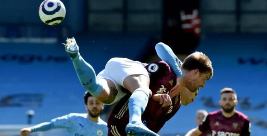 ليدز يوقف انتصارات مانشستر سيتي بفوز «+90» في الدوري الإنجليزي (فيديو)