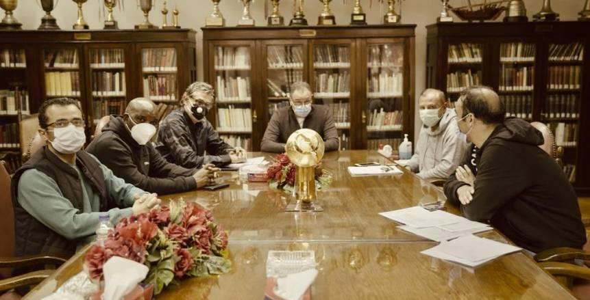 الأهلي يرحب بالصفقات التبادلية مع بيراميدز بعد توقيع إبراهيم عادل