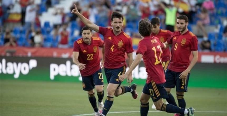 نتيجة مباراة الأرجنتين وإسبانيا.. التعادل السلبي يحسم الشوط الأول