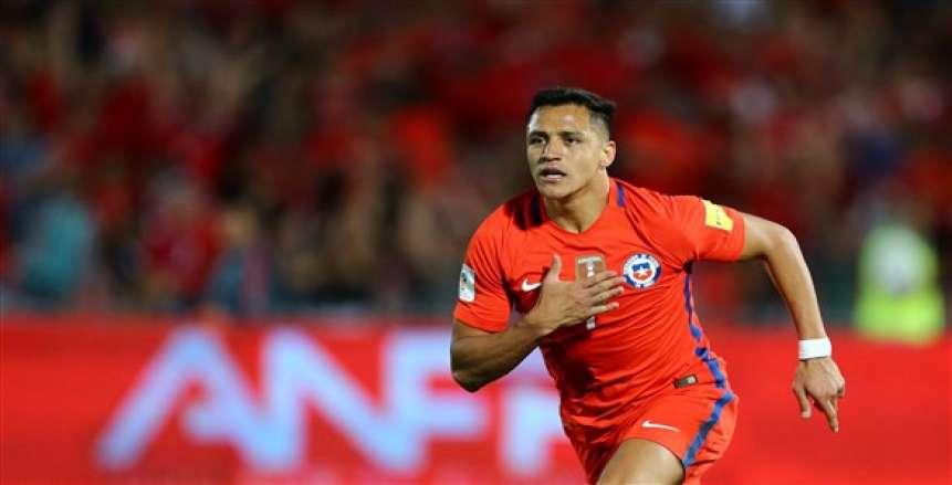 """سانشيز يحصد جائزة أفضل لاعب في مباراة تشيلي واليابان بـ""""كوبا أمريكا"""""""