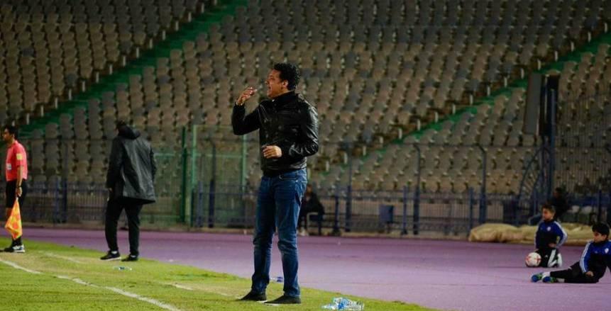 إيهاب جلال يقرر حضوره مباراة الزمالك مواليد 99
