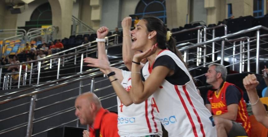 مونديال شباب السلة ستاد القاهرة