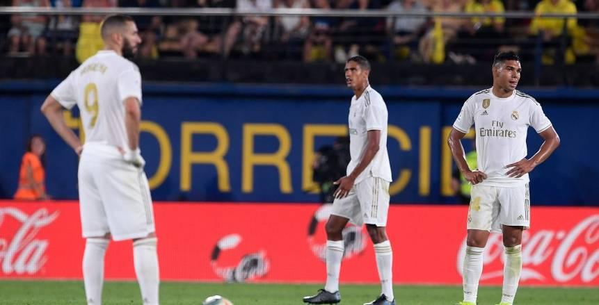 موعد مباراة ريال مدريد وأوساسونا والقنوات الناقلة
