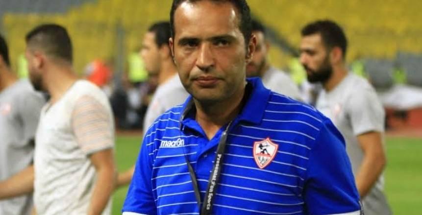 مؤمن سليمان يحصل على جائزة أفضل مدرب عربي عام 2016