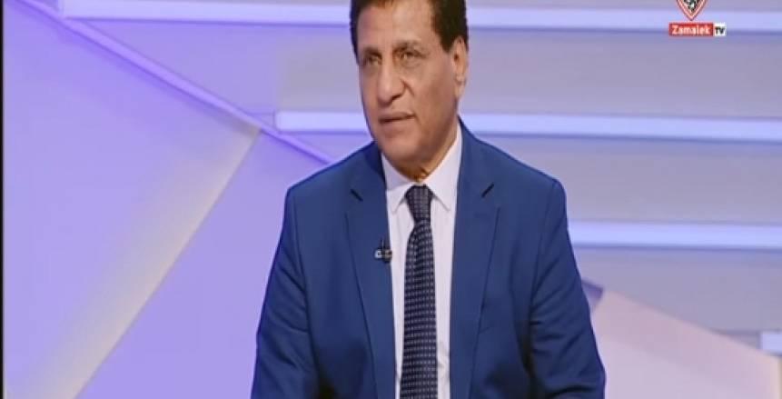فاروق جعفر عن مفاوضات الزمالك مع رمضان صبحي: «كارتيرون مطلبهوش»