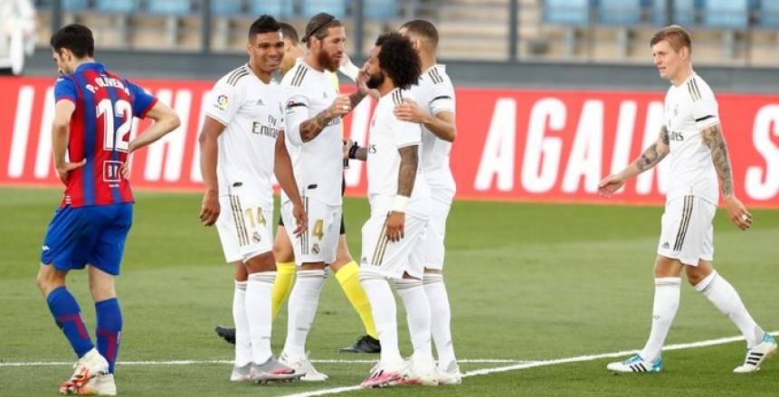 تقارير إسبانية تكشف موعد عودة ريال مدريد للعب في سانتياجو برنابيو