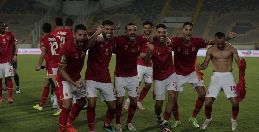 جدول ترتيب الدوري المصري قبل لقاء الأهلي والبنك الأهلي