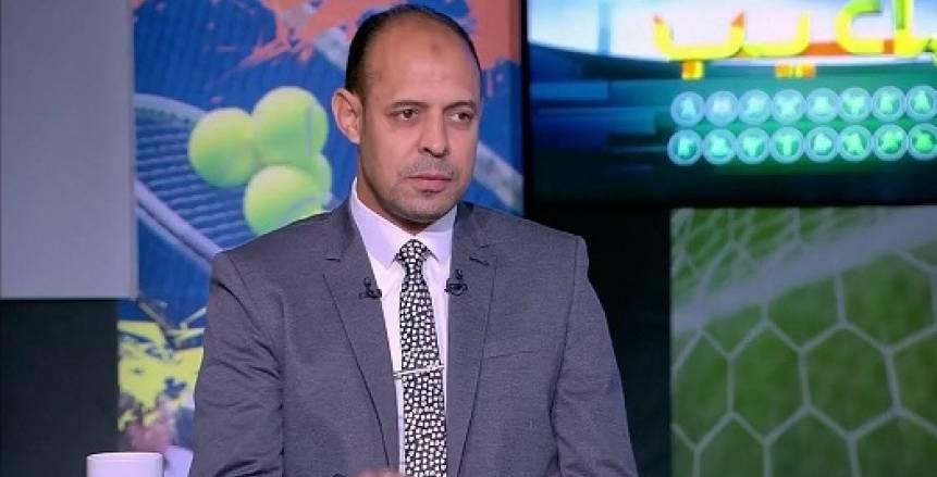 عماد النحاس: معنديش مشكلة في تدريب الزمالك
