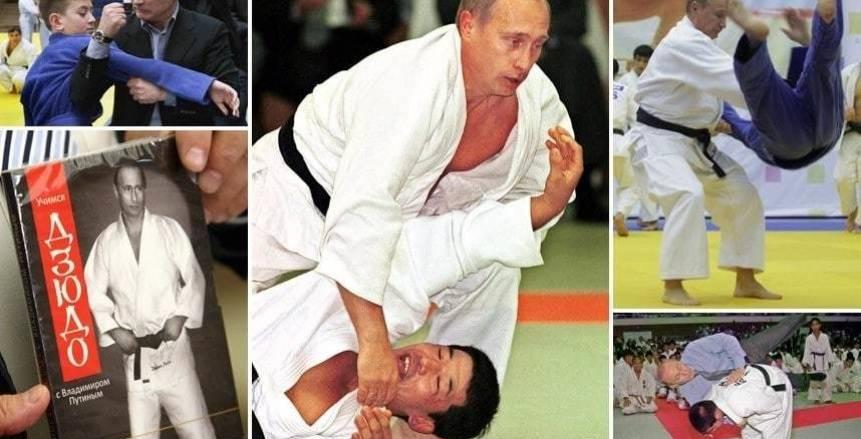"""تعرف على """"بوتين"""" الرياضي الذي لا يعرفه الكثيرون"""