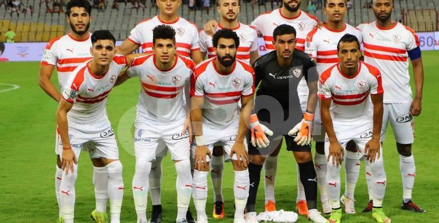 عاجل.. شيكابالا وأوناجم يقودان تشكيل الزمالك في مواجهة المقاصة بكأس مصر