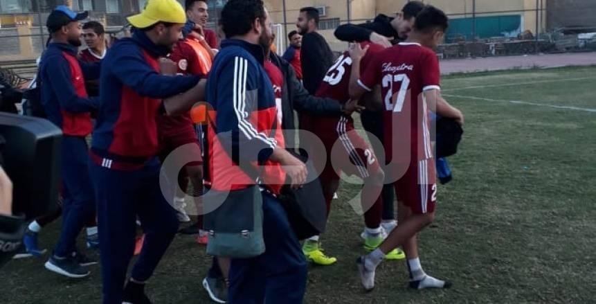رسميا.. سيراميكا كليوباترا يشكو لاعب إف سي مصر بسبب التزوير