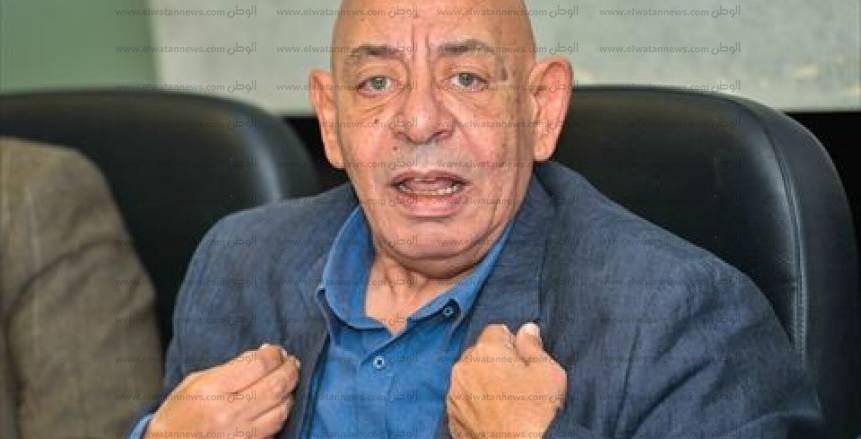 عبدالله جورج: لن أحضر اجتماع لمجلس إدارة الزمالك في غياب العتال