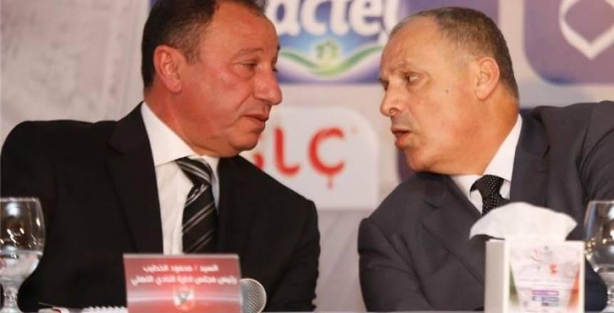 هاني أبوريدة يدعم الأهلي ضد بايرن ميونخ: مباراة تاريخية لبطل أفريقيا