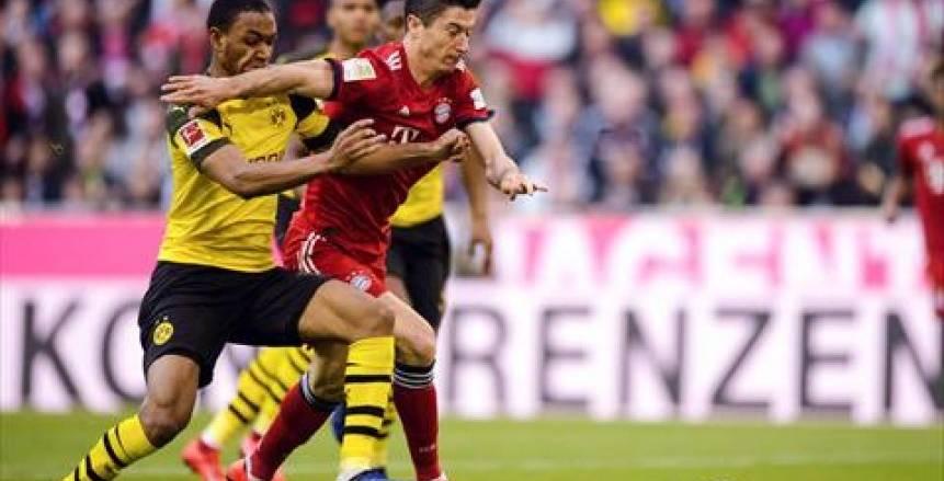 بايرن يزيح دورتموند من صدارة الدوري الألماني بخماسية نظيفة