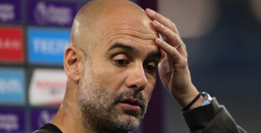 جوارديولا: نلعب للفوز ولن ندافع أمام دورتموند