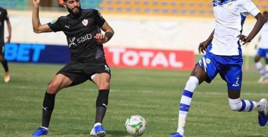الزمالك يهدر الفوز أمام تونجيت السنغالي ويتعادل سلبيا بدوري الأبطال