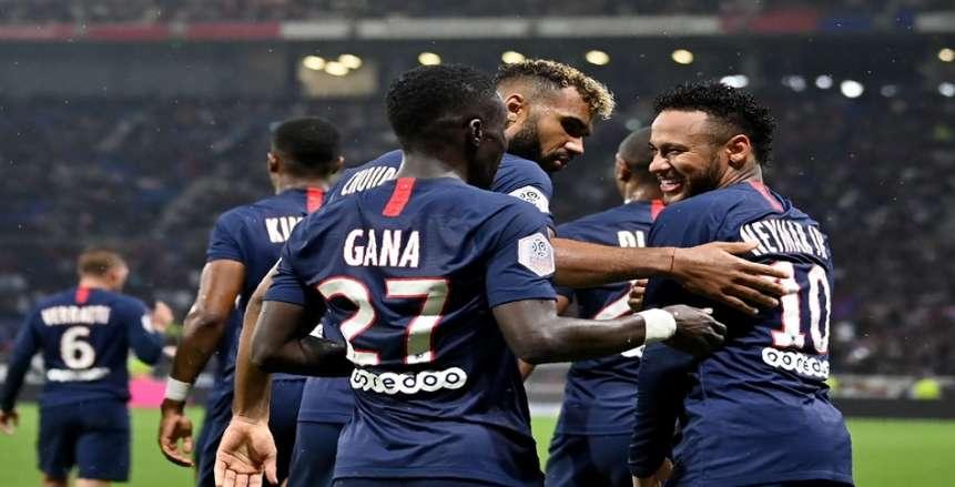 موعد مباراة باريس سان جيرمان ضد جالطة سراي والقنوات الناقلة للقاء