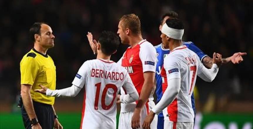 موناكو يتعادل سلبيا مع ليل بالدوري الفرنسي