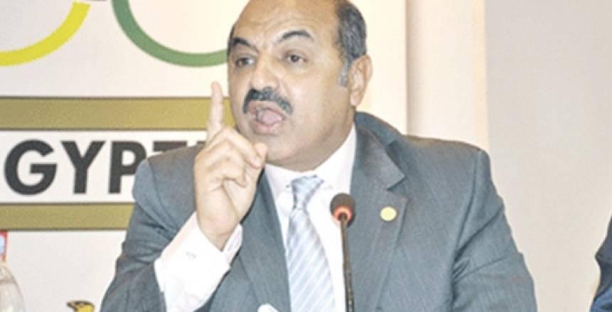 حطب: حرصنا على المصلحة الوطنية والرياضة المصرية دفعنا لعدم التصعيد ضد رئيس الزمالك