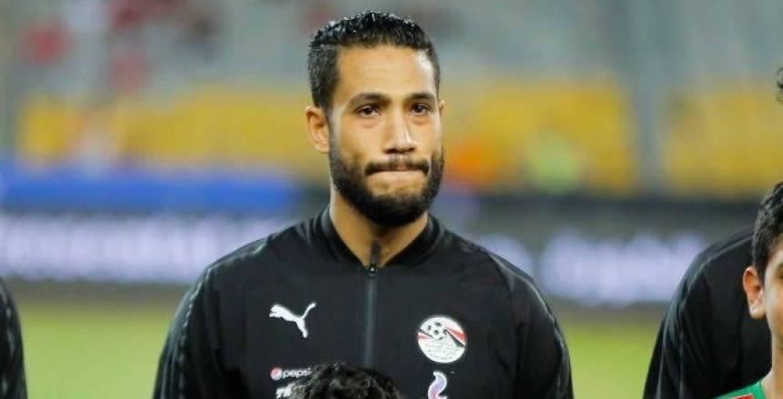 أحمد علي يدخل تاريخ هدافي الدوري المصري ويصل للرقم 87 «فيديو»