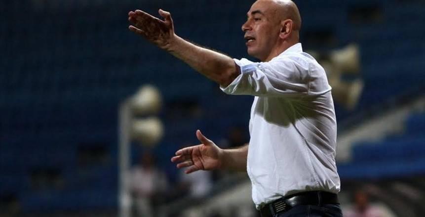 حسام حسن يتحدث عن آمال صعود المصري إلى الـ16 بالكنفدرالية