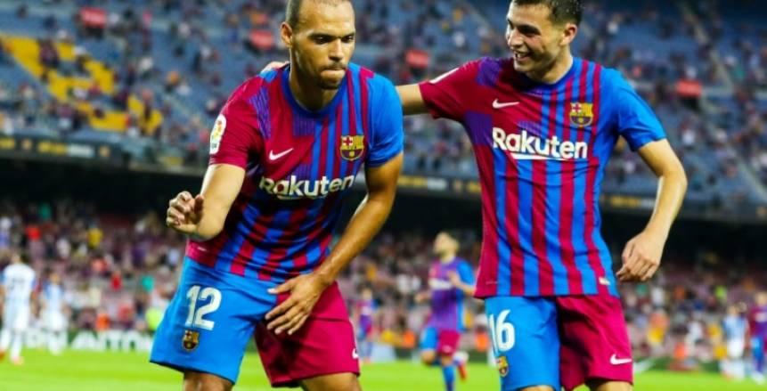 برشلونة يستهل مشواره في الليجا برباعية في شباك ريال سوسيداد «فيديو»