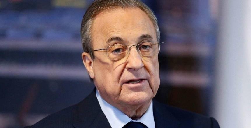 فيروس كورونا يضرب فلورنتينو بيريز رئيس ريال مدريد.. وزيدان يتعافى