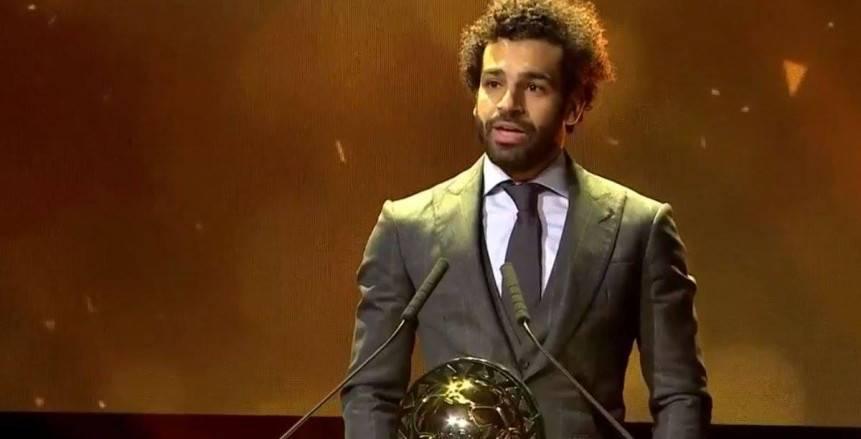 صلاح يتفوق على شاكيري ويتوج بأفضل لاعب في ليفربول عن شهر ديسمبر